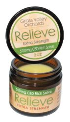 cbd oil 500mg salve