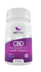 CBD Capsules & Sleeping Pills