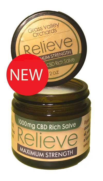 cbd oil 1000mg salve